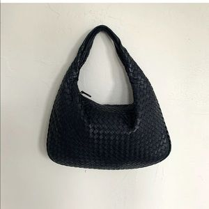 Bottega Veneta Intrecciato Woven Napa Leather Bag